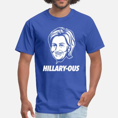 Ou HIllary-ous - Men's T-Shirt