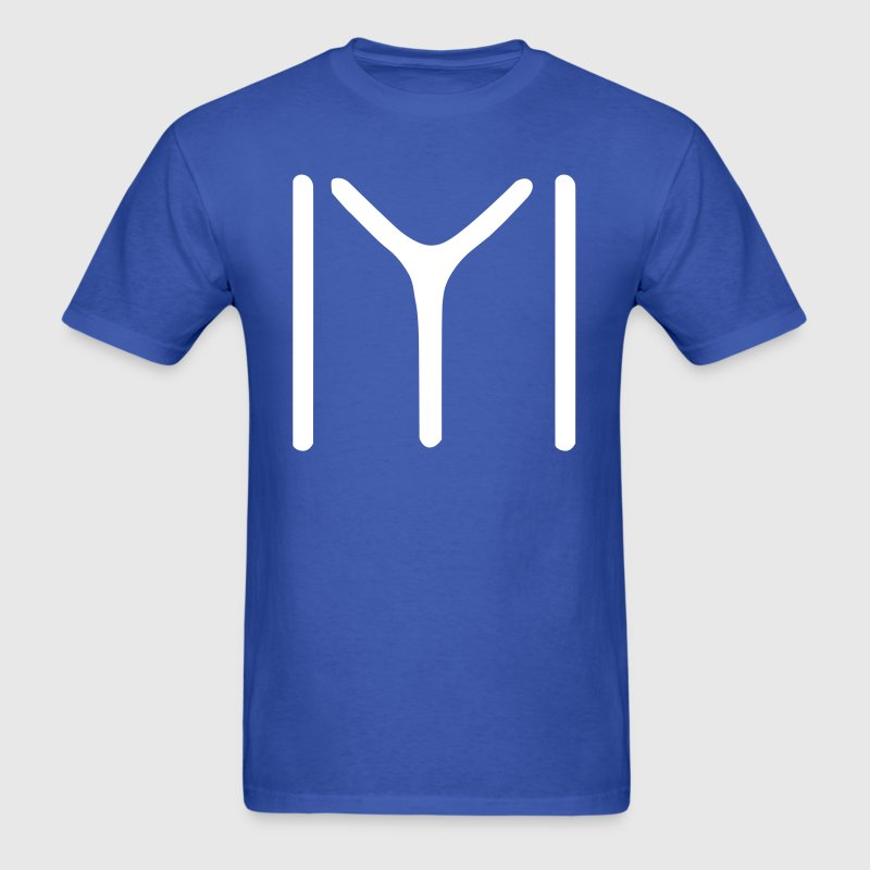 IYI - KAYI OBASI FLAG (OTTOMAN EMPIRE) - Men's T-Shirt
