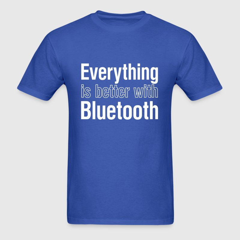 bluetooth - Men's T-Shirt