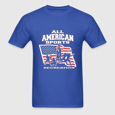 All American Sports - Men's T-Shirt