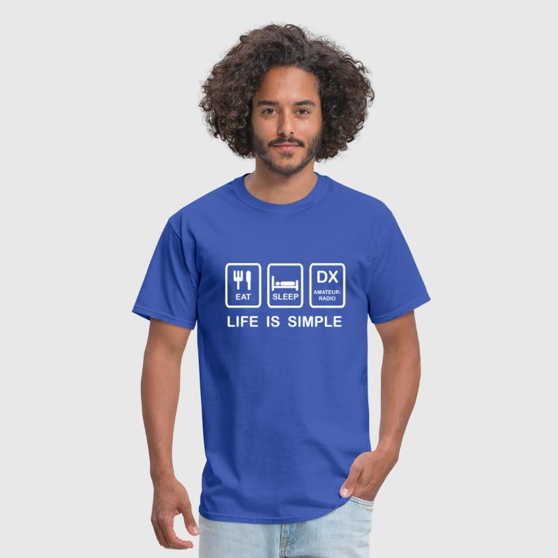 life_hamradio - Men's T-Shirt