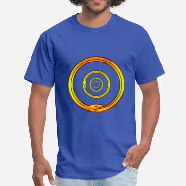 Ouroboros - Men's T-Shirt