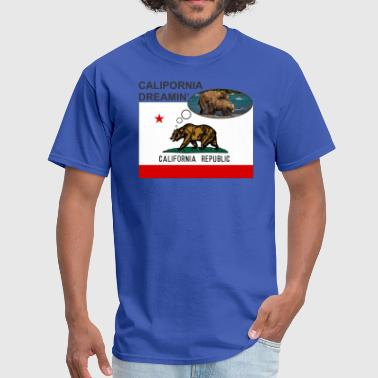 Calipornia Dreamin' - Men's T-Shirt