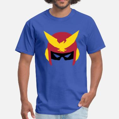 Captain Falcon Captain Falcon - Men's T-Shirt