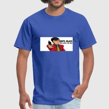 Lupin Lupin the Third DA - Men's T-Shirt