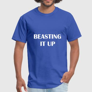 Bench Beasts beasting it up - Men's T-Shirt