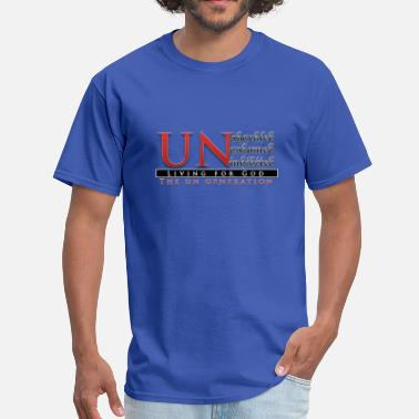 Jesus Saves From Sin Un Generation - Men's T-Shirt