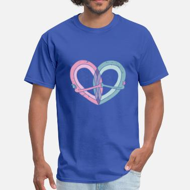 Pure Love Pure Love - Men's T-Shirt