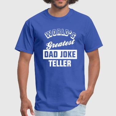 Dad Jokes - Men's T-Shirt