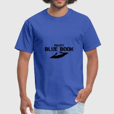Project Blue Book project blue book - Men's T-Shirt