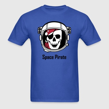 Space Pirate - Men's T-Shirt