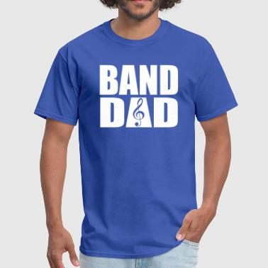 Band Booster Band Dad - Men's T-Shirt