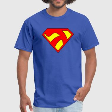 Lambda Calculus super lambda - Men's T-Shirt