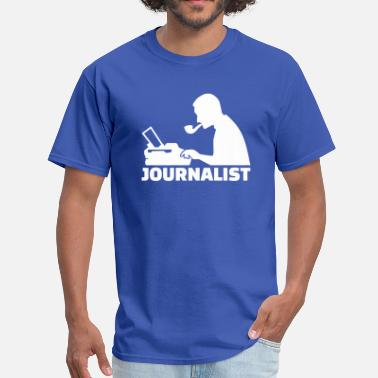Press Journalist Journalist - Men's T-Shirt