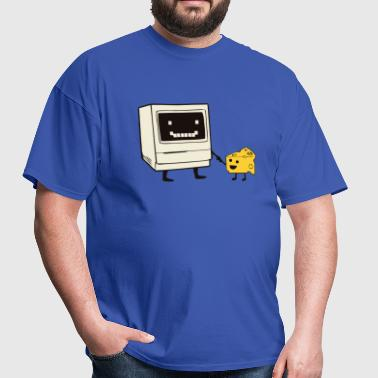Only geeks will get it - Men's T-Shirt