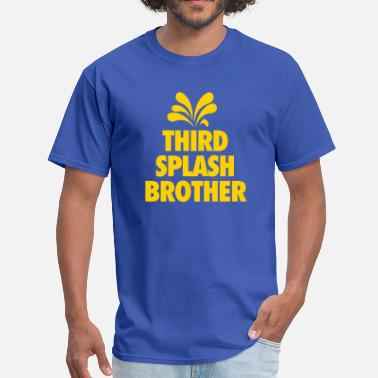 Splash Brother Third Splash Brother - Men's T-Shirt