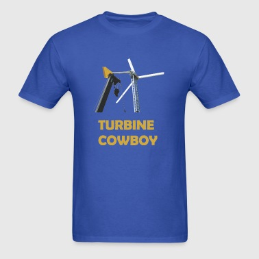 turbinecowboy_berg - Men's T-Shirt