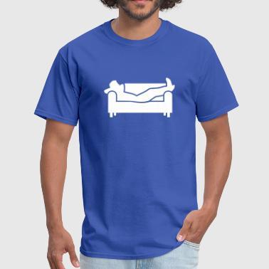 Couch - Men's T-Shirt