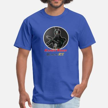 Rider KAMEN RIDER BLACK RX - Men's T-Shirt