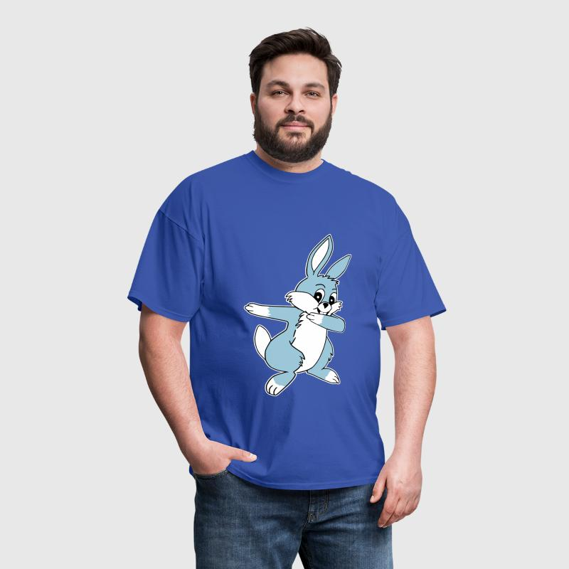 Dab Easter Bunny - Men's T-Shirt
