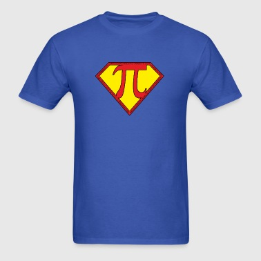SuperPI - Men's T-Shirt