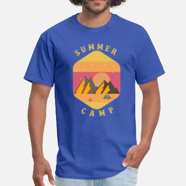 summer camp 2018 - Men's T-Shirt