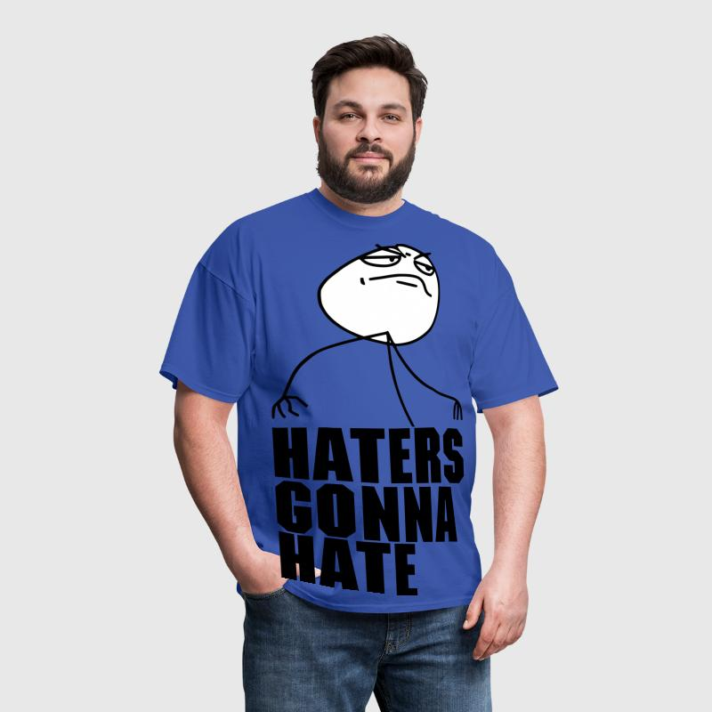 Rage Comics: Fuck Yeah Guy Meme 4chan reddit cool - Men's T-Shirt