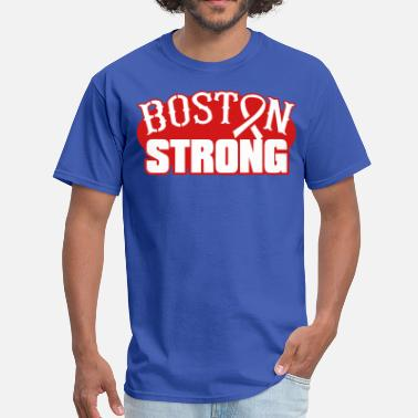 Stand With Boston Boston Strong - Men's T-Shirt