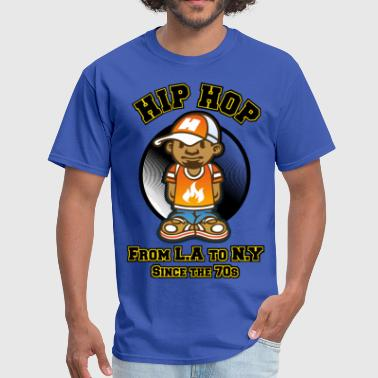 Hip-hop - Men's T-Shirt