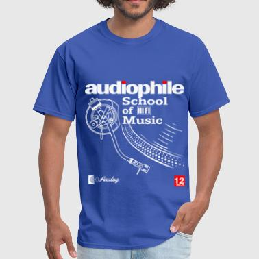 High Fidelity audio fidelity - Men's T-Shirt
