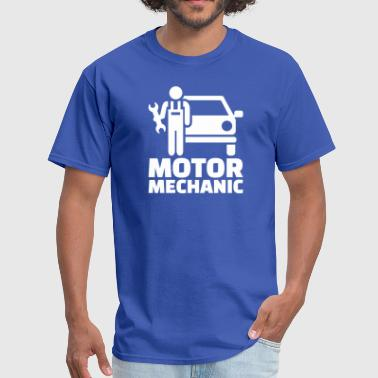 Motor mechanic - Men's T-Shirt