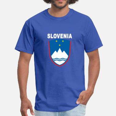 National Emblem Slovenia National Emblem Original - Men's T-Shirt