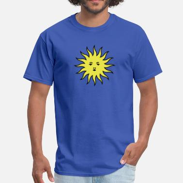 Warm sun - Men's T-Shirt