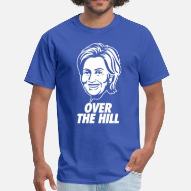 Over The Hill Over the Hill - Men's T-Shirt