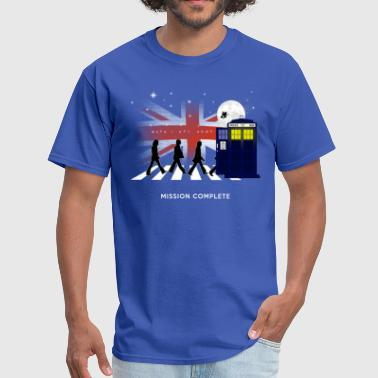 Abbey Road. Beatles Doctor on Abbey Road - Men's T-Shirt