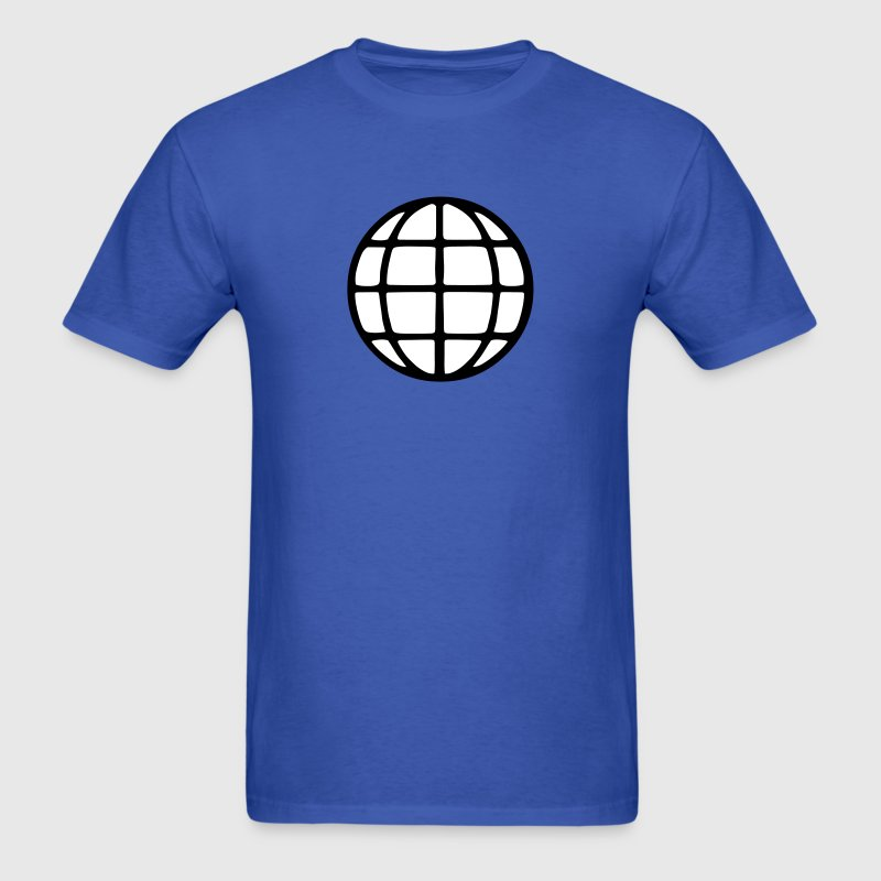 Global Symbol - Men's T-Shirt
