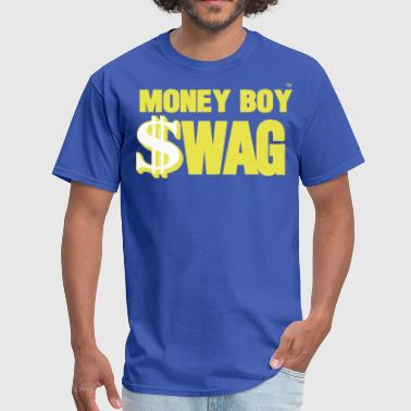 Swag Boy MONEY BOY SWAG - Men's T-Shirt