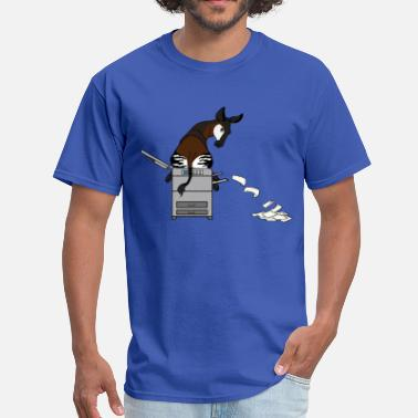Okapi Okapi Copies - Men's T-Shirt