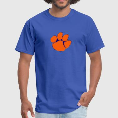 Basketball Print tiger print - Men's T-Shirt