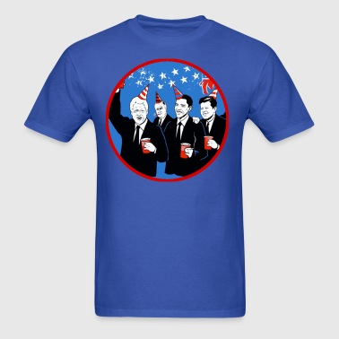Democratic Party - Men's T-Shirt
