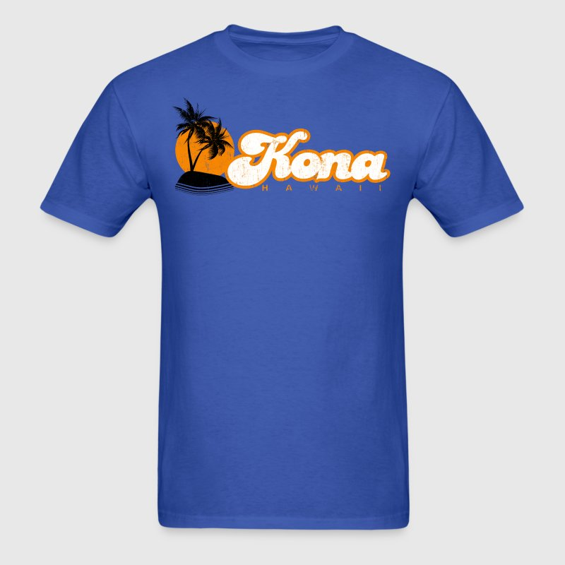 Kona Hawaii - Men's T-Shirt