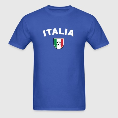 Italy Football - Men's T-Shirt