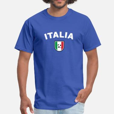 Italian Italy Football - Men's T-Shirt