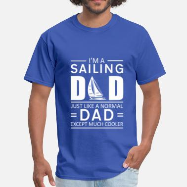 Sailing Dad Sailing Dad - Men's T-Shirt