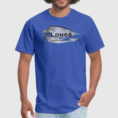 Longs Peak Womens Long Sleeve - Men's T-Shirt