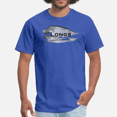 Long Sleeved Longs Peak Womens Long Sleeve - Men's T-Shirt