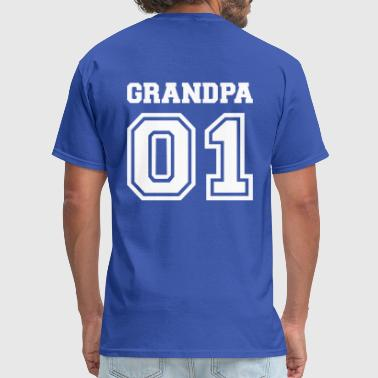 Grandpa - Men's T-Shirt