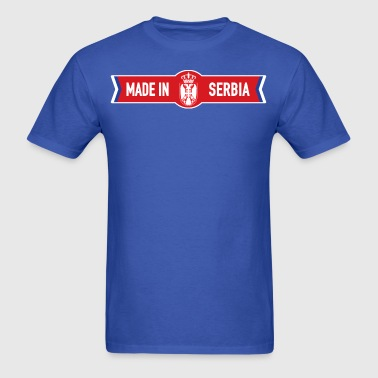 Made in Serbia - Men's T-Shirt
