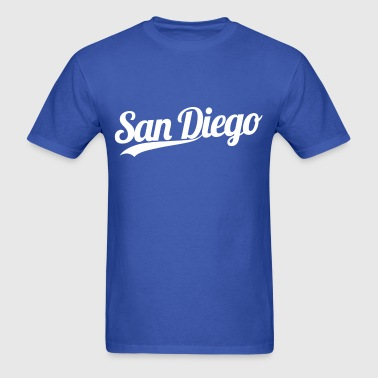 san_diego - Men's T-Shirt