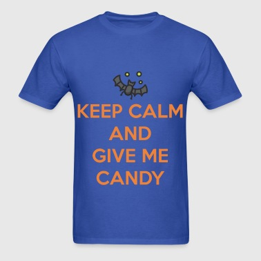 Halloween Give Me Candy - Men's T-Shirt